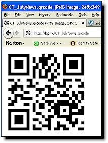 Bit.ly QR Code