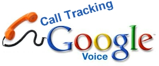 Google Voice Call Tracking