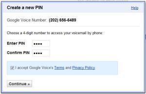 Google Voice 4