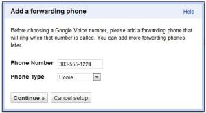 Google Voice 5