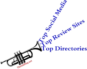 top review and social sites