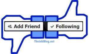follow without friending