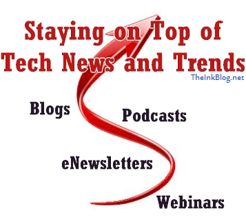 tech news and trend sources