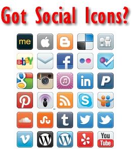 got social icons