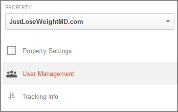 how to add gmail account to google analytics