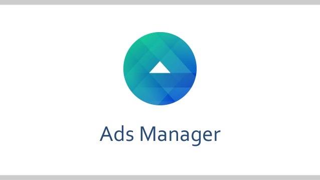 Facebook Ads Manager logo