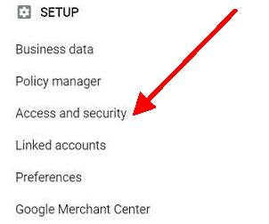 google-ads-access-security