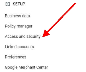 google-ads-access-security
